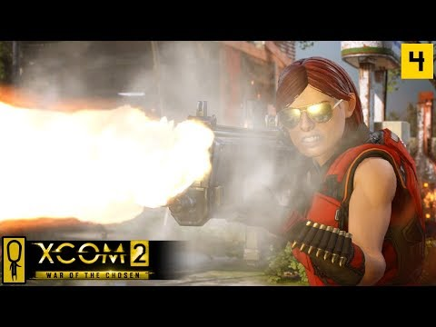 NIGHT BEAST HAVEN ASSAULT - Part 4 - XCOM...