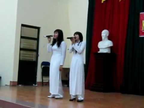 Lá thư gửi thầy Lớp 12A8 trường THPT Nguyễn Hữu Huân