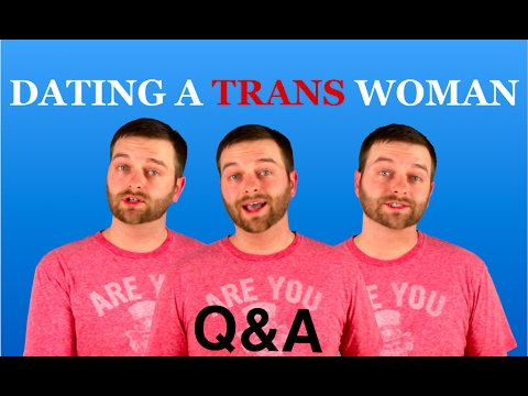 woman dating a transwoman