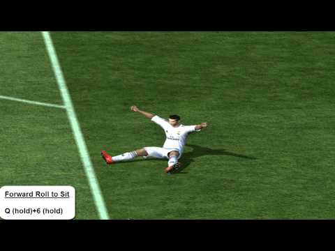 FIFA 11 PC All Celebrations For Keyboard