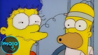Top 10 Worst Things Homer Simpson Ever Did