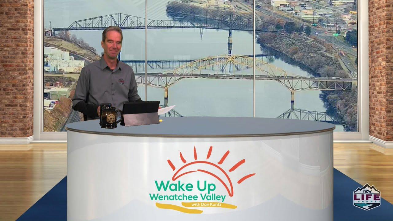 Wake Up Wenatchee Valley, December 18th, 2019