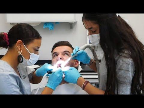 Mit Tourette beim Zahnarzt