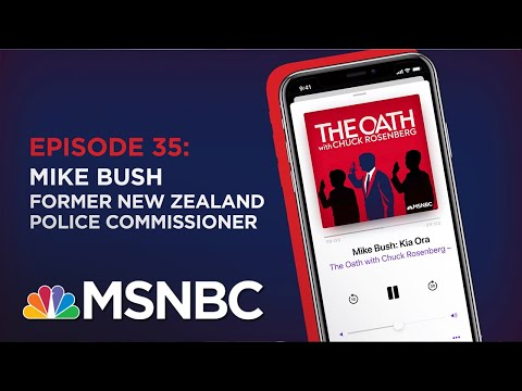 Chuck Rosenberg Podcast With Mike Bush | The Oath - Ep 35 | MSNBC