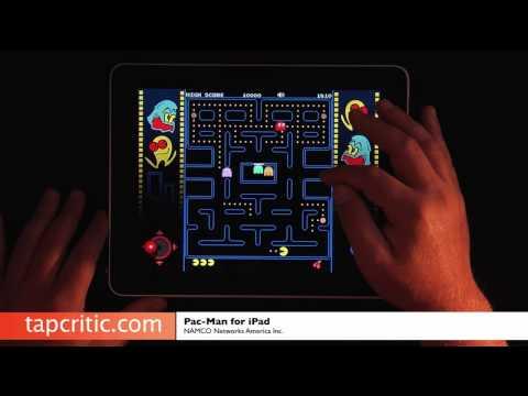 Pac-Man IPad Review