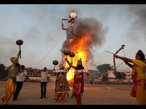 Dussehra celebrated across Jammu region