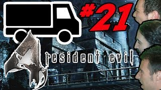 Resident Evil 4: STAI MORENDO COME DEI COGLIONI! (Gameplay ITA HD 720p) #21