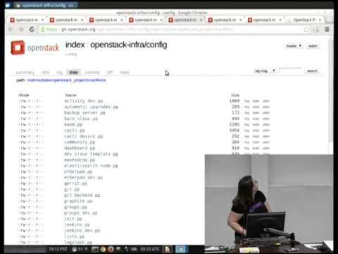 Open Sourcing your entire Puppet configuration (15 mins) - Elizabeth Krumbach Joseph