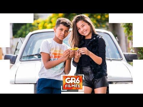 Paula Guilherme E MC Bruninho - Prova Que Me Ama (GR6 Filmes) DG E Batidão Stronda