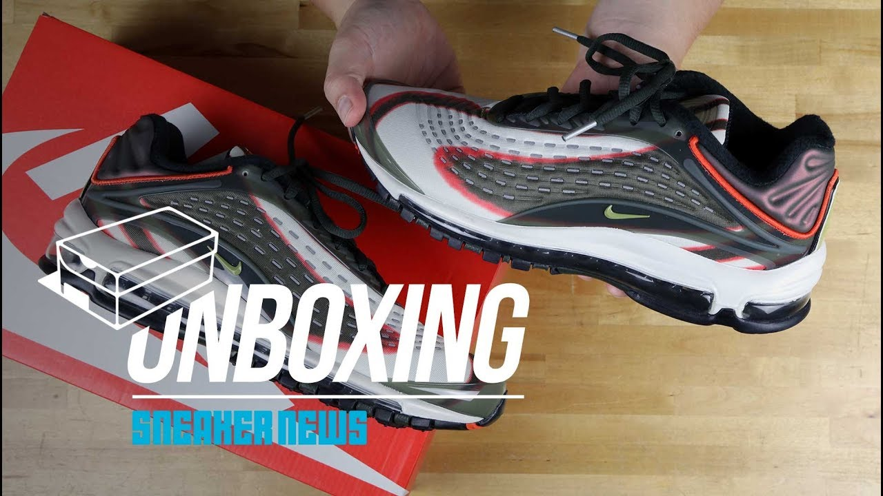 5a3322cb158 Unboxing The Nike Air Max Deluxe OG