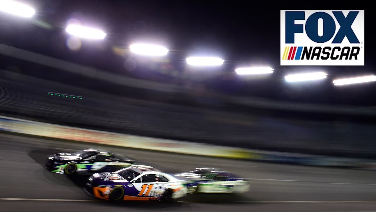 Federated Auto Parts 400 at Richmond | NASCAR ON FOX HIGHLIGHTS