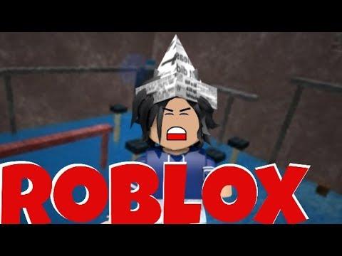 Roblox-eu sou muito ruim nesse jogo :/ (flood escape)
