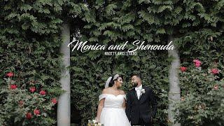 Shenouda & Monica | The Estate Florentine Gardens