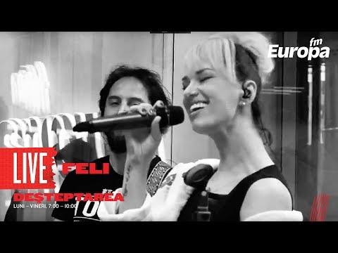 Feli - ACASA (Live in Desteptarea)