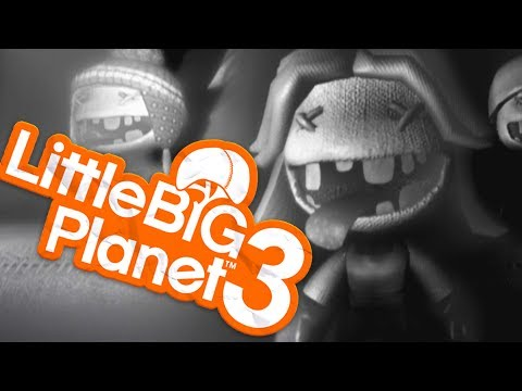 LittleBigPlanet 3 - THE BLAIR WITCH PROJECT - Little Big Planet 3