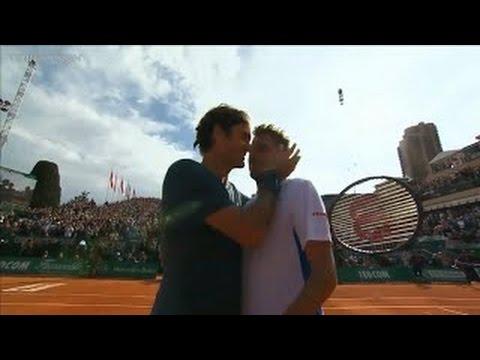 Monte-Carlo 2014 Final Highlights Wawrinka Federer