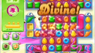Candy Crush Saga Jelly Level 696