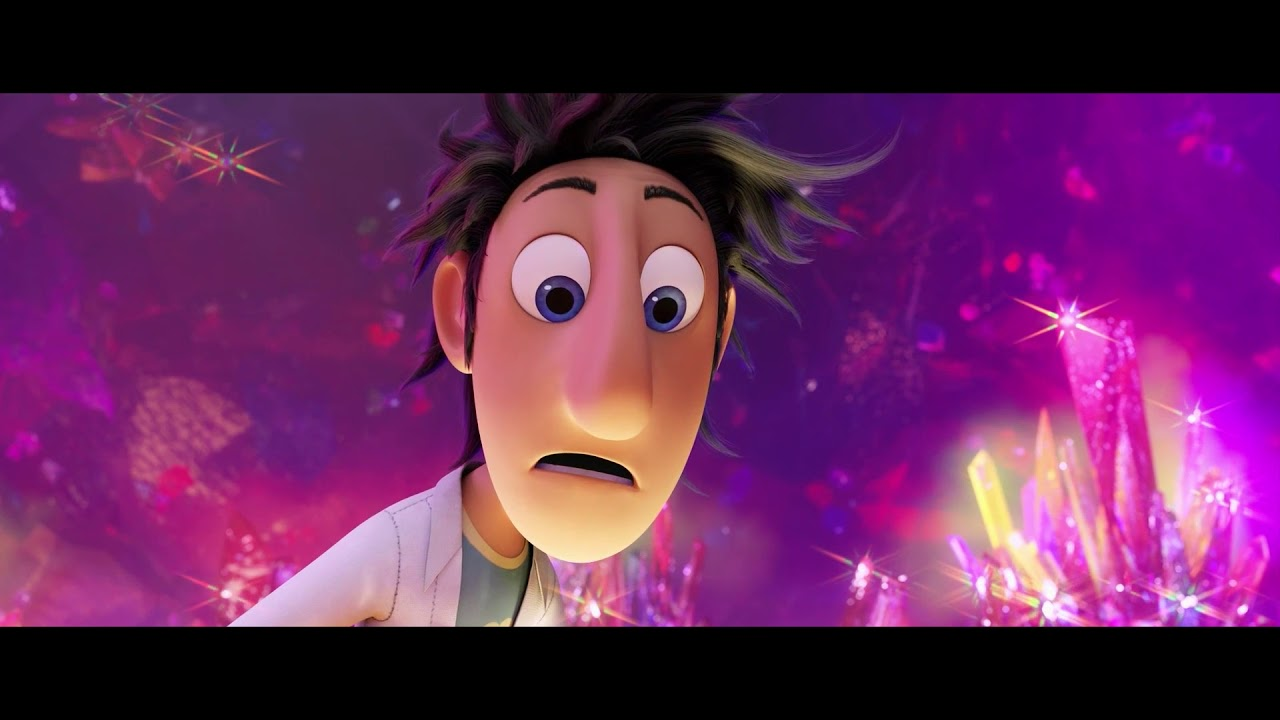 Marshmallows Moment Cloudy With A Chance Of Meatballs 2