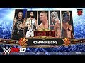 Download WWE 2K19 Road To Wrestlemania - THE RISE OF THE FIGHTING CHAMPION ft. Rollins, Lesnar Concept/Notion