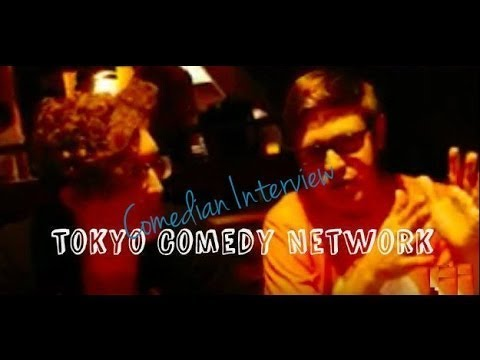 "Jon Bolden and Quinn Buckner ""Hideout Theater"" TCN Comedian Interview(28) 東京コメディネットワークインタビュー"