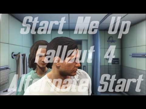 Start Me Up - Fallout 4 Alternate Start and Dialogue Overhaul