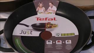 Сковорода Tefal тест антипригарного покрытия