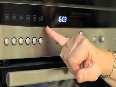 How to use the Buttons on a Neff Microwave Combination Oven with Two ...