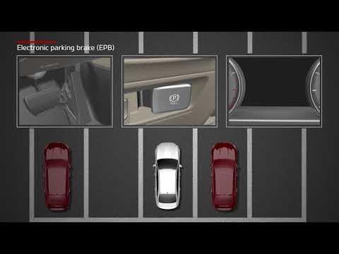 K900 - Electronic Parking Brake EPB