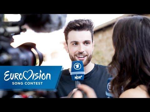 ESC 2019: Speeddate mit Duncan Laurence aus den Niederlanden | Eurovision Song Contest | NDR