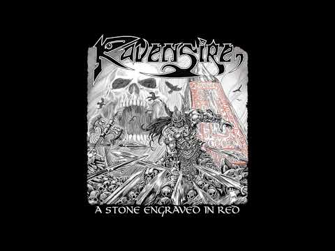 Ravensire - A Stone Engraved in Red (2019)