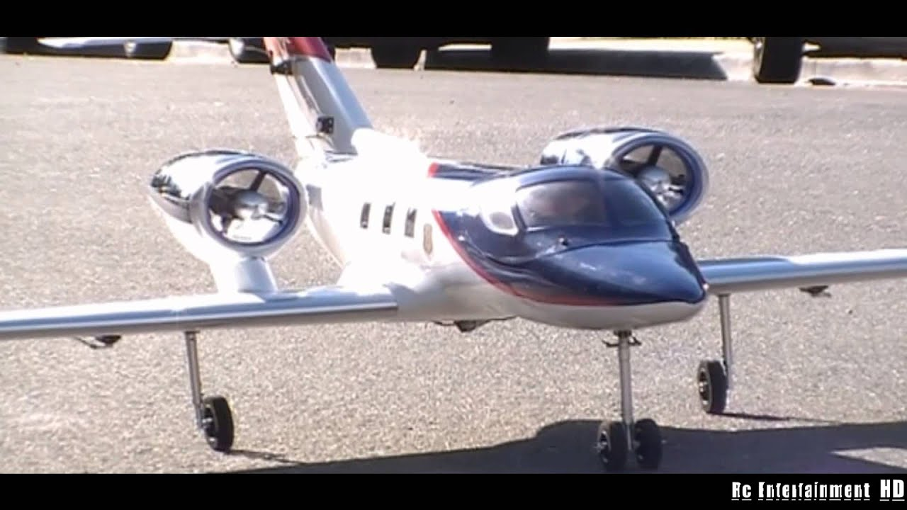 Nitroplanes twin 90mm honda jet taxi youtube for How much is a honda jet