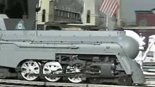 mth premier nyc dreyfuss hudson 4 6 4 o gauge steam locomotive
