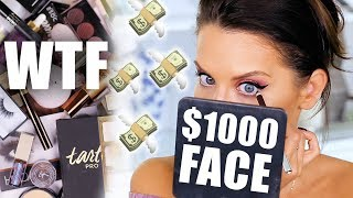 1 000 makeup tested wtf   first impressions