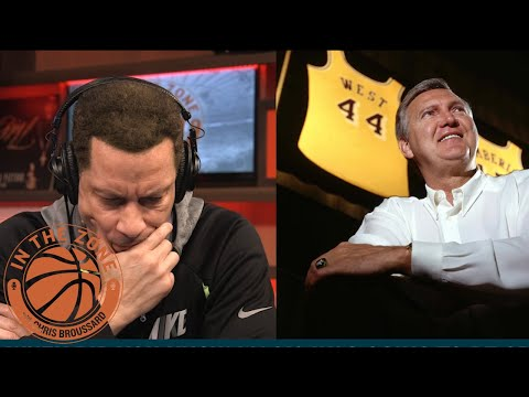 'In the Zone' with Chris Broussard Podcast: Jerry West - Episode 28 | FS1