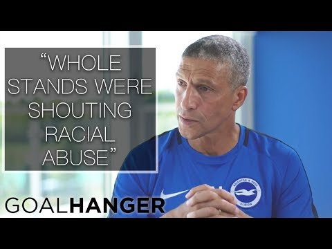Chris Hughton on Racism in Football | The Premier League Show