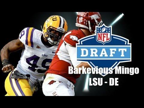 Barkevious Mingo - 2013 NFL Draft Profile - YouTube