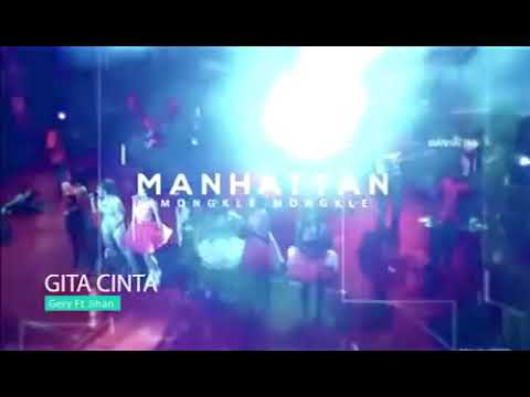 GITA CINTA duet romantis GERRY ft JIHAN AUDY - MANHATTAN