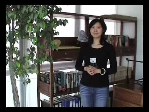 Learn Chinese - May I have your name - Ni jiao shen me ming zi?