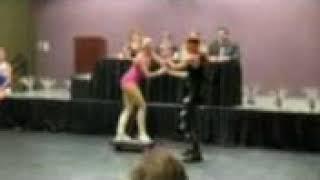Dance Team #2 #tslice🍕 & Hannah Norris #dancingwiththelocalstars