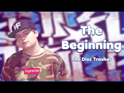 The Quick One - The Diss Trasher [Official Lyric Video]