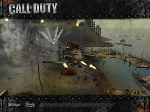 Call of Duty Red Square theme