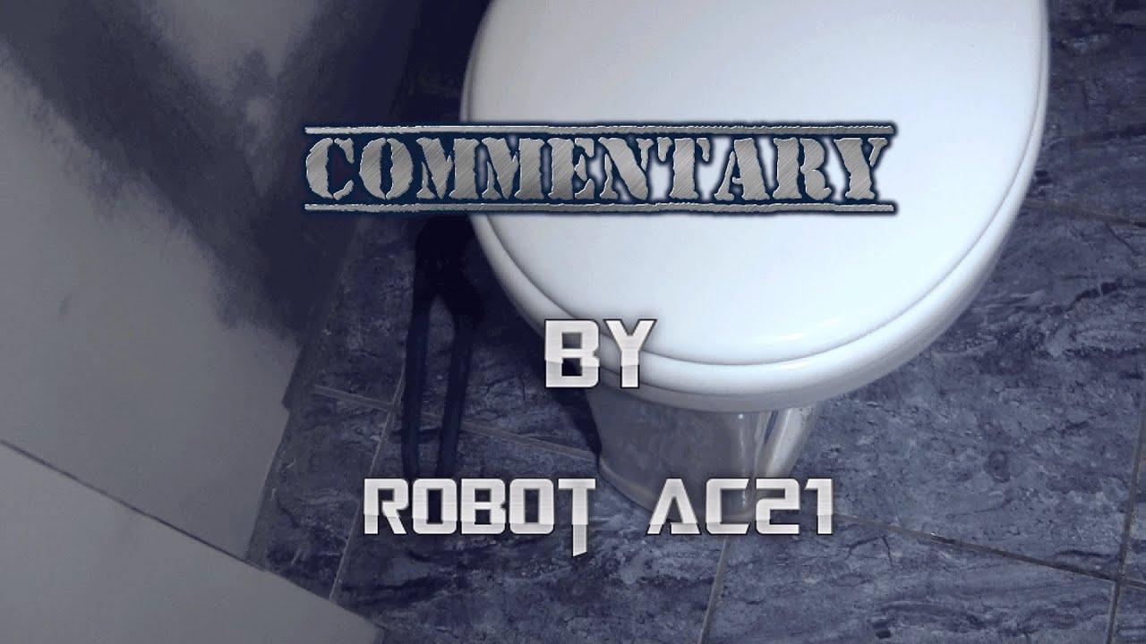 Slanted Toilet Fix Ft Robot AC 21 Part 1