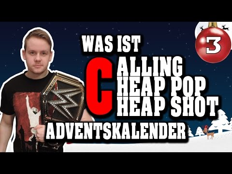 Wrestlingbegriffe: Was ist CALLING, CHEAP POP, CHEAP SHOT? | Adventskalender #3