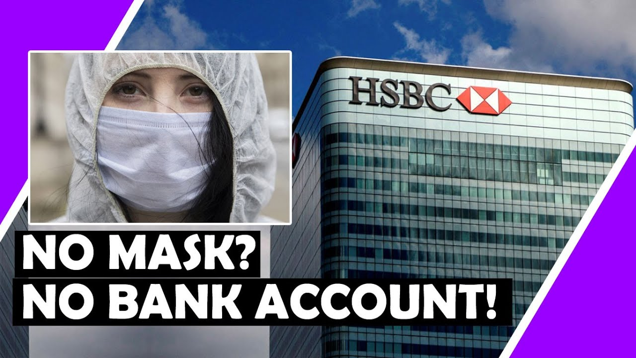No Mask? BANK Will Close Your Account / Hugo Talks #lockdown