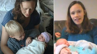 Nurse Delivers Her Own Baby in Parking Lot of Hospital Where She Works