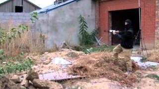 боевик сдался с оружием под гарантии Комиссии