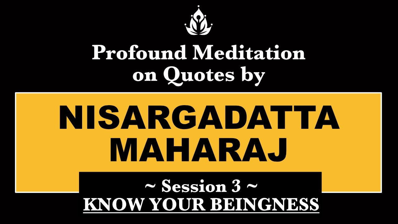 meditations with sri nisargadatta maharaj english edition