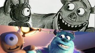Monsters, Inc. | Pixar Side By Side