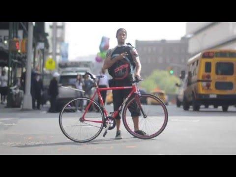 Video Portraits - Cyclists - New York - Vol 03