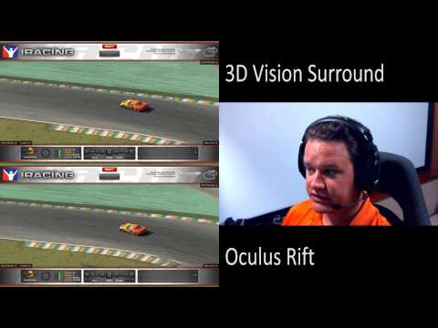 [005] Oculus Rift vs nVidia 3D Vision Surround